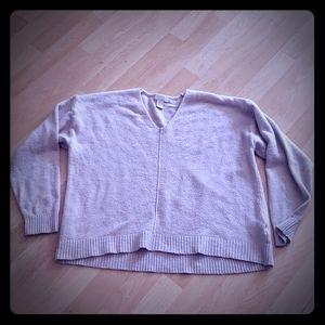 H&M V Neck Cozy Sweater